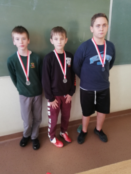 Nasi dzielni sportowcy